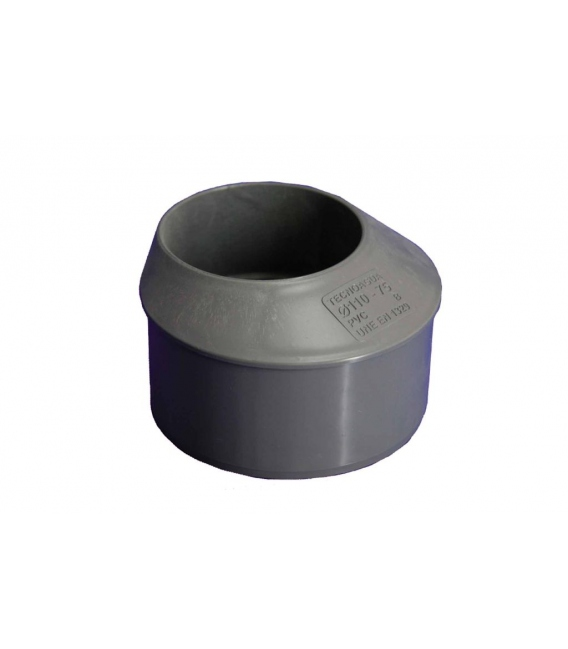 REDUCTOR EVAC M-H Ø 110-90 PVC