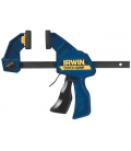 Tornillo apriete profesional 77x150mm Qwick Grip. IRWIN