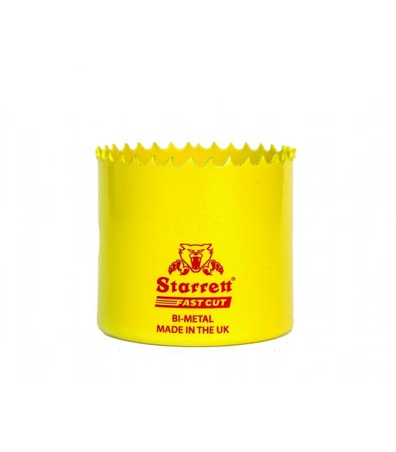 Corona perforada  Ø 114mm Bimetal Fast Cut. STARRETT