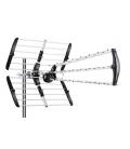 Antena Exterior Filtro 4G 17Db 38 Elementos. AXIL