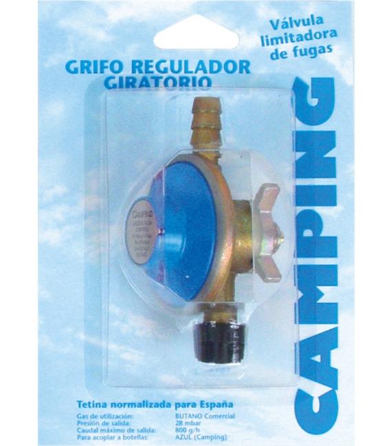 GRIFO CAMP REGULADOR BUTSIR REPU0002
