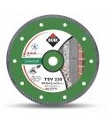 Disco corte 230mm diamante RUBI Basic Line T230