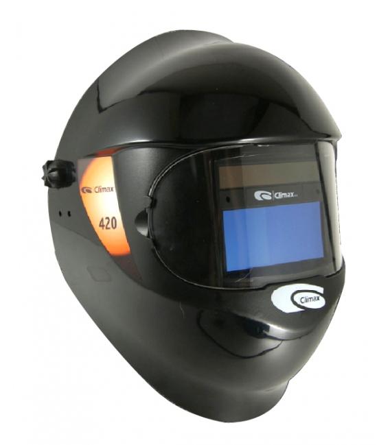 Pantalla protección soldadura electrónica Tig Variomatic. CLIMAX