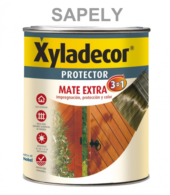 PROTECTOR MAD INT EXT SAPELI 750 ML