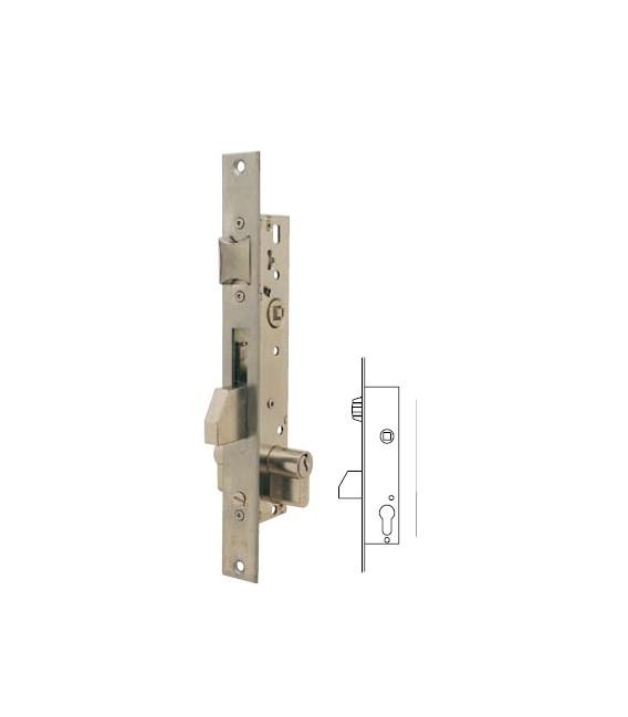 Cerradura rodillo deslizante 22x25mm TESA 221625AI
