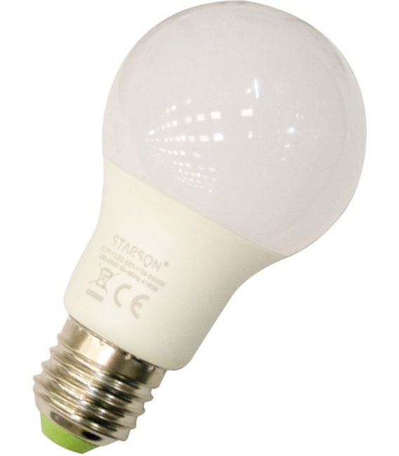 LAMPARA LED ESTAN E27 11W 1100LM 3000K