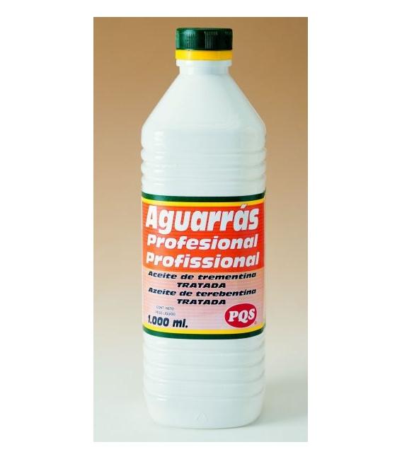 AGUARRAS PURO PROF 1 LT PQS