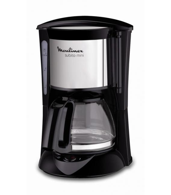 Cafetera eléctrica goteo 650W 6 tazas. MOULINEX