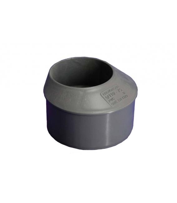 REDUCTOR EVAC M-H Ø 125-110 PVC