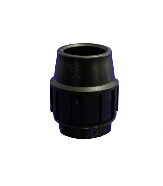 TAPON FINAL POLIET 25MM 20225