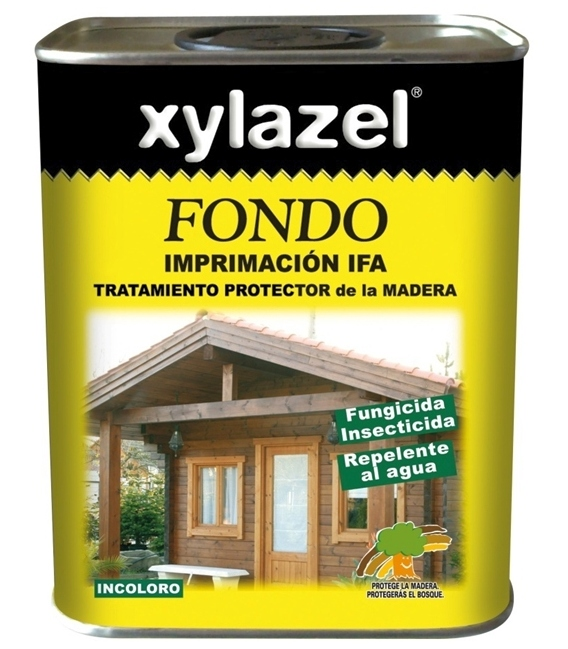 Fondo imprimación madera 2,5 LT. XYLAZEL