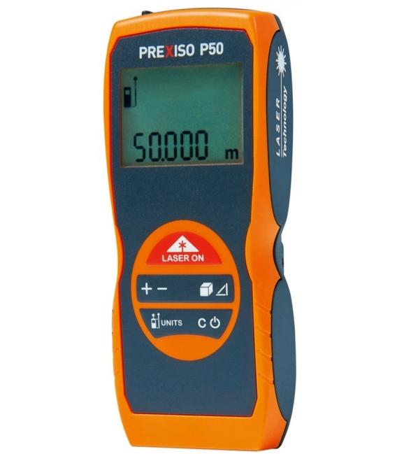 Medidor láser distancias 50mts PREXISO p50