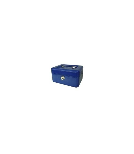 Caja caudales Nº1 Azul BTV
