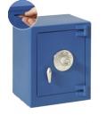 Hucha caja fuerte con combinacion BTV