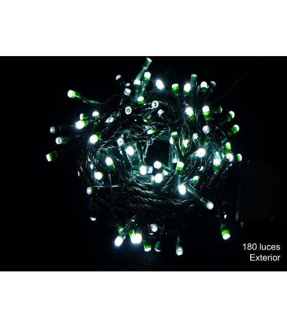 LUZ  8 FUNC. LED BLANCO