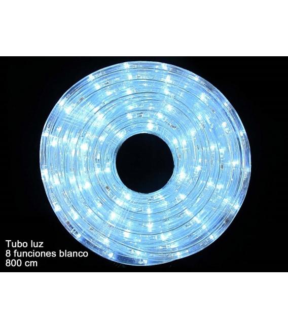 LUZ TUBO LED 800 CM BLANCO