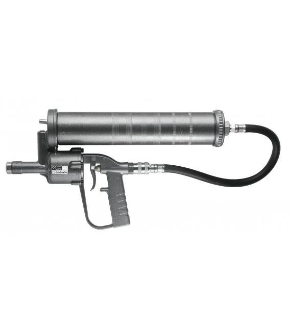 Pistola neumática de engrase