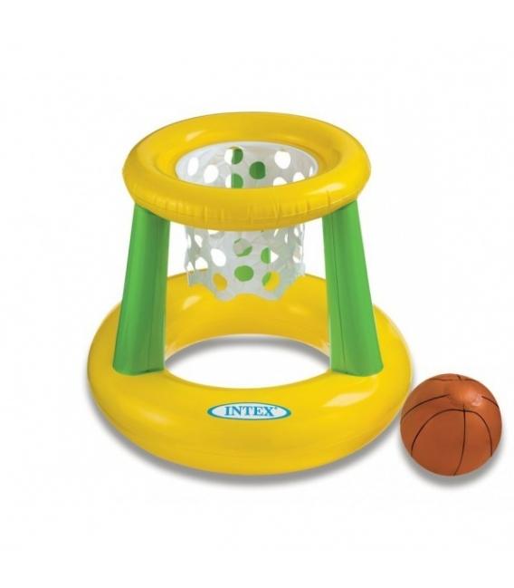 Canasta baloncesto hinchable