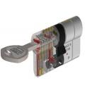 Cilindro seguridad 30x30mm latón TESA T70