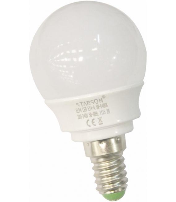 LAMPARA LED ESF. E14 4,5W 450LM 3000K