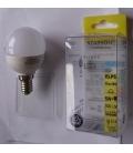 LAMPARA LED ESF. E14 5W 500LM 3000K