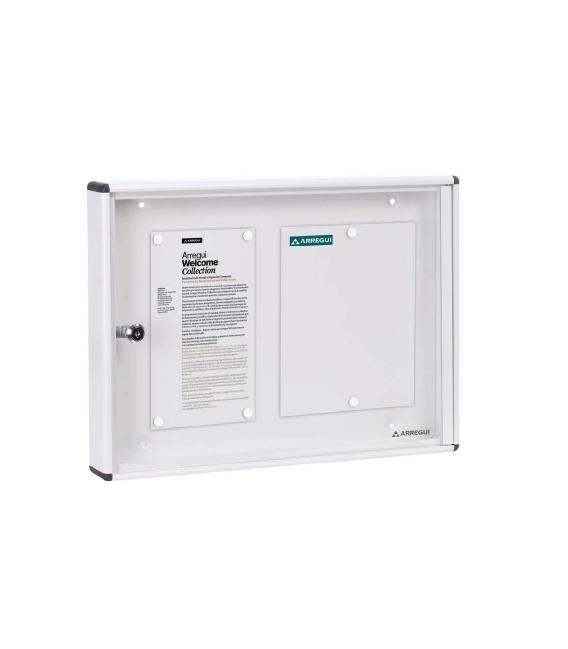Tablón blanco DIN-A4 48x35x5cm ARREGUI Pan41