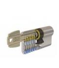 Cilindro seguridad 40x40mm niquel T5NV04040N