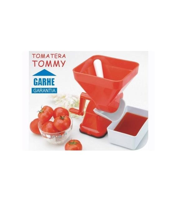 Trituradora tomatera plástico GARHE