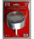 FILTRO+EMBUDO CAFETERA 09TZ THOGAR
