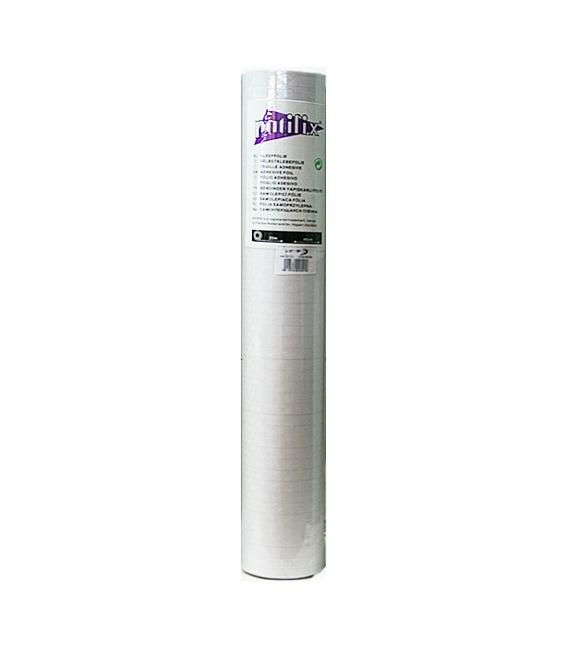 Papel Adhesivo 45x20mt Transparente  Agua.
