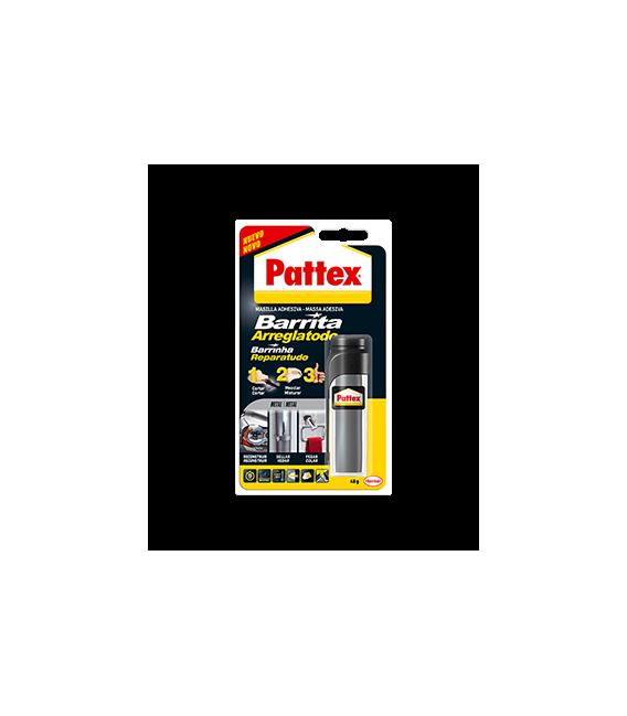 Barrita arreglatodo adhesiva para METAL. PATTEX