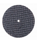 DISCO CORTE 40x1 MM REFORZADO M5050 5 PZ