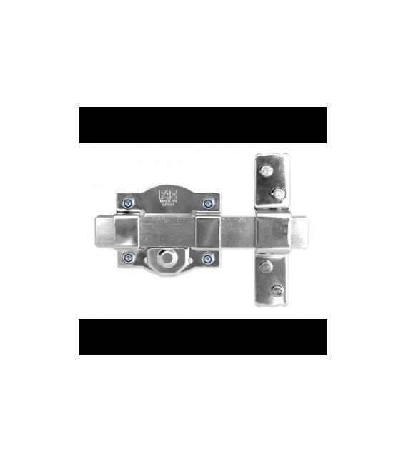Cerrojo trastero galvanizado 50-R/80. FAC