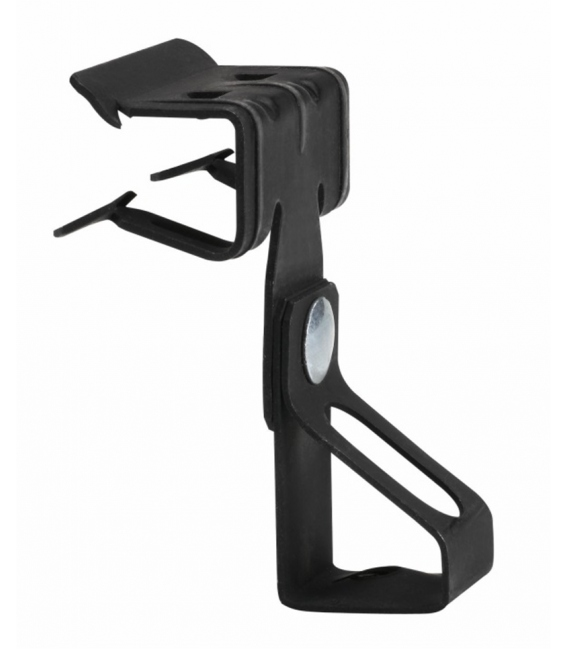 Fijación clip varilla M8 10-15mm INDEX