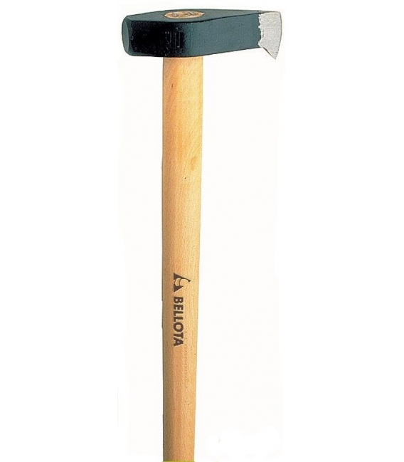 Maza 3 KG. cuña con m/madera 5460. BELLOTA