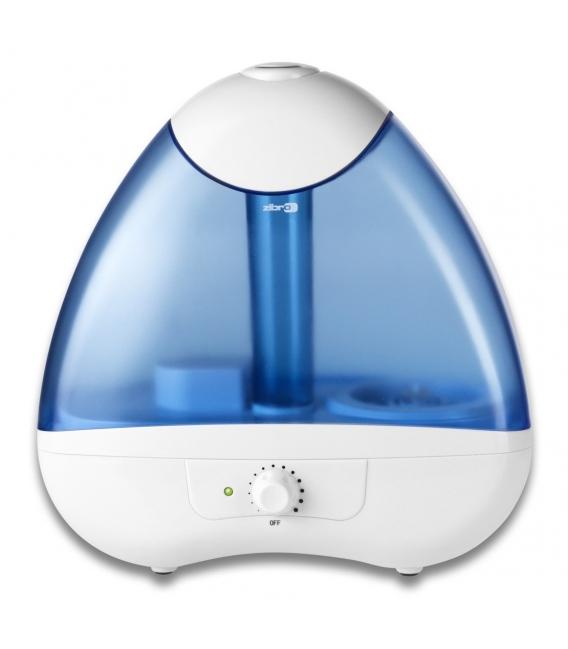 Humidificador antibacterias ionizador. ZIBRO