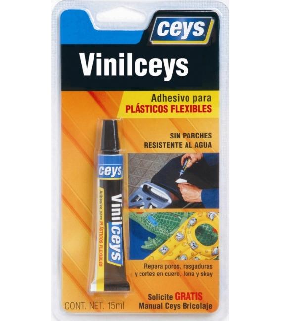 ADHESIVO PLASTICOS FLEX 15 ML CEYS