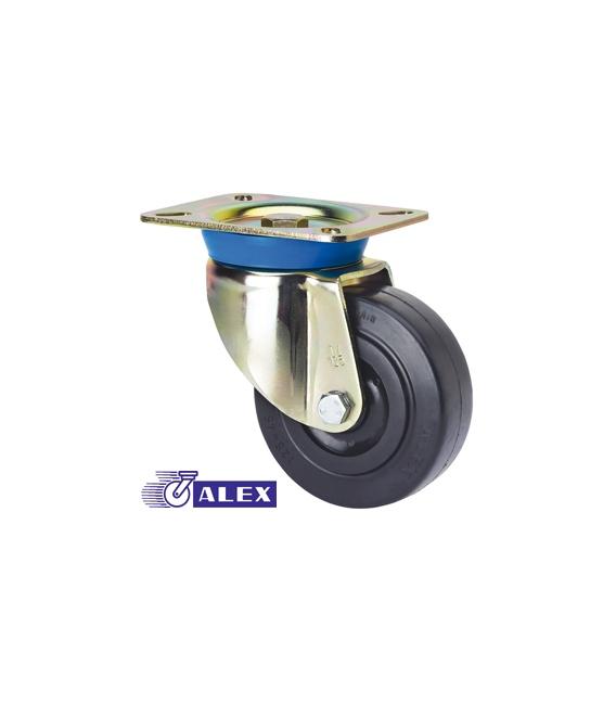 Rueda plástico 125mm RUEDAS ALEX