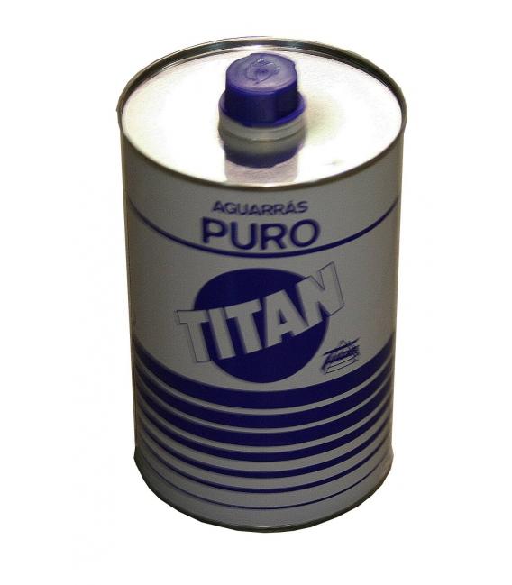 AGUARRAS PURO 1 LT TITAN