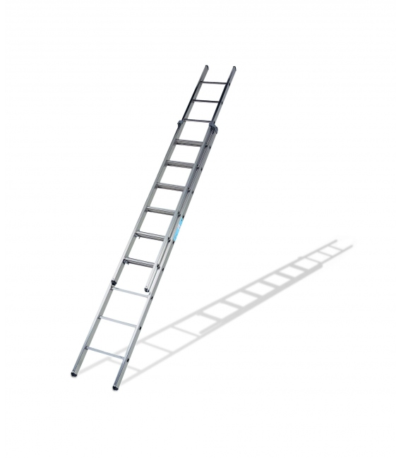 Escalera industrial extensible 7,54mts KTL