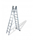 Escalera industrial transformable 6,19mts KTL