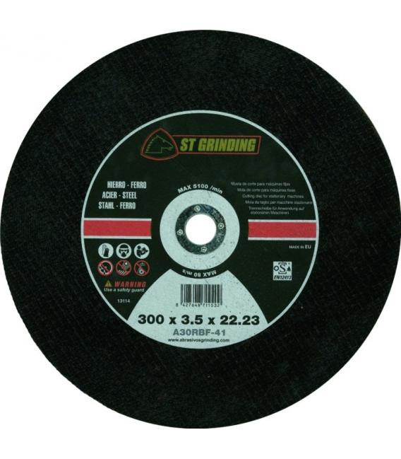 DISCO CORTE 300x3,5x22 MM