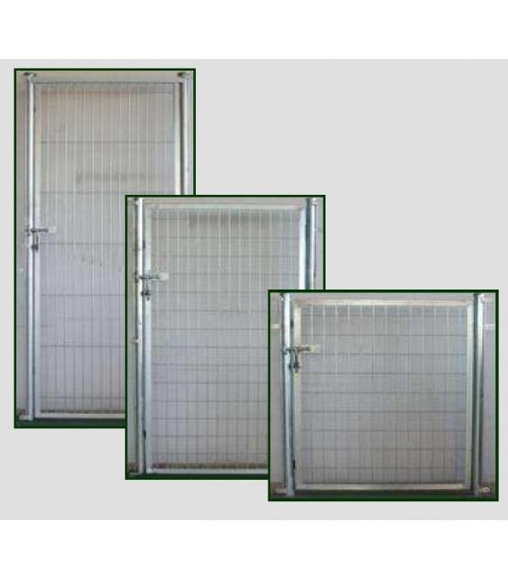 Puerta sin zócalo malla 0,80x2,00mts PRO MALLAS