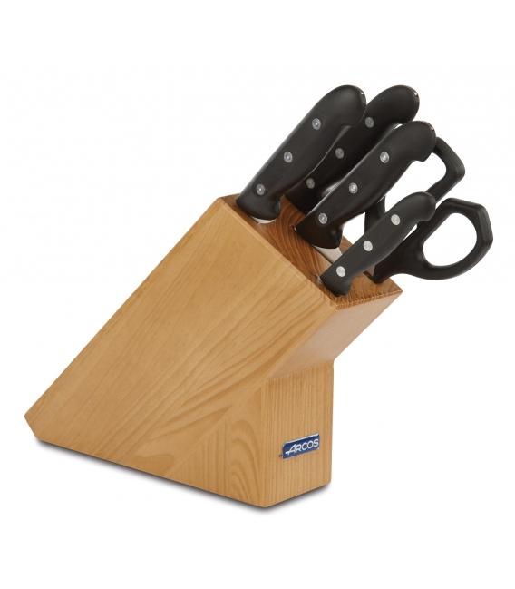 Cuchillos madera Maitre Tacoma ARCOS