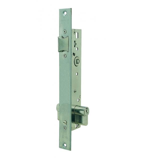 Cerradura Metalica Embutir 25X30Mm 2219303Ai Inox Picaporte Basculante. TESA