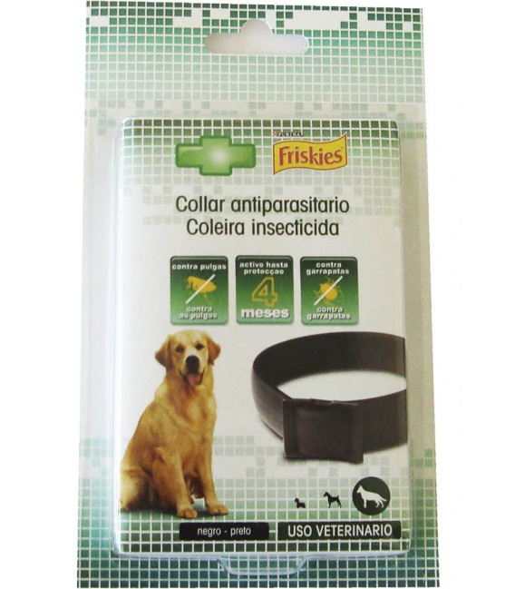 COLLAR ANTIPARASITARIO 090001