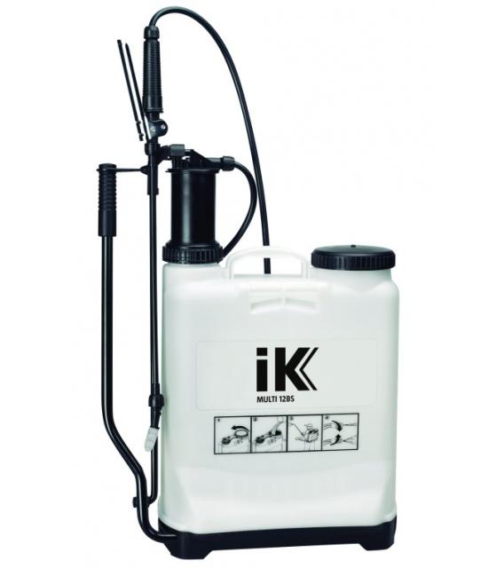 Pulverizador industria 12,8lt IK Multi-12BS