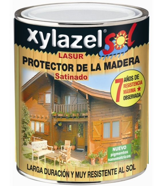 Protector madera exterior incoloro 750 ML. XYLAZEL