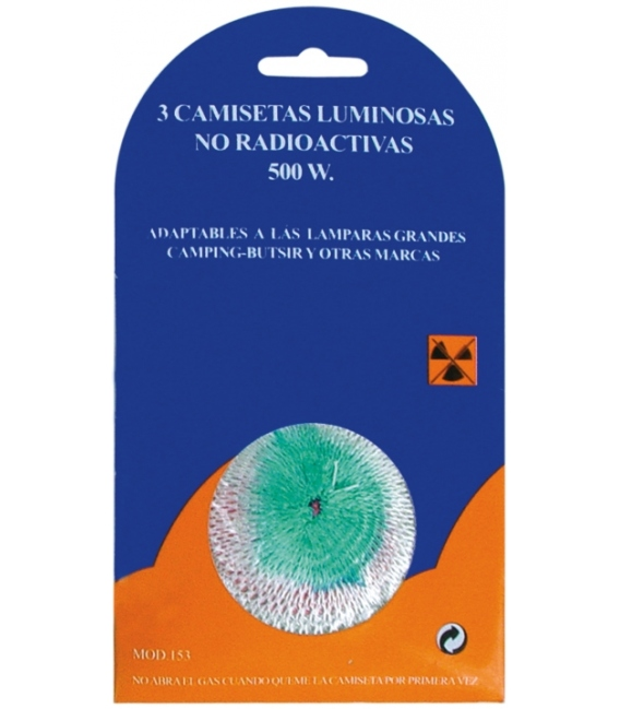 CAMISETA CAMP LAMPARA GAS BUTSIR REPU002