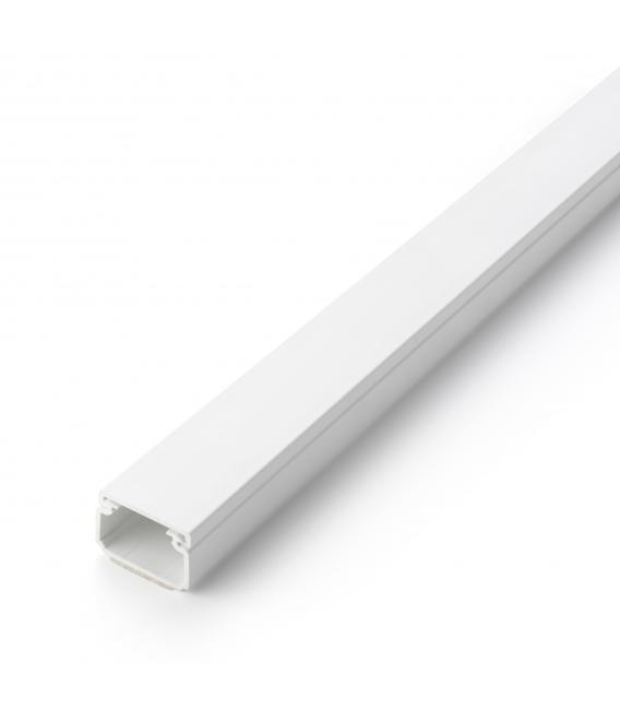 Canaleta para electricidad blanca INOFIX